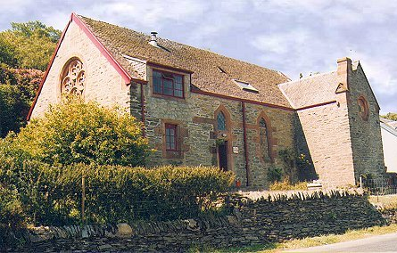 Castlekirk - Bed and Breakfast  accommodation in a converted 19th century Free Church