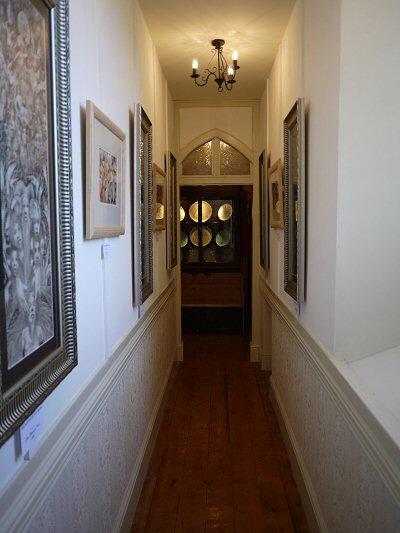 Passageway to the Gallery